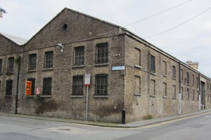 Disused Victorian Warehouse