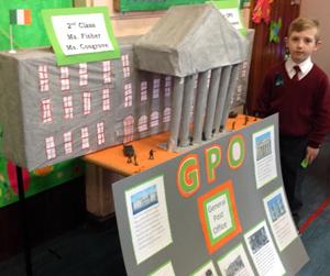 St James school Project GPO